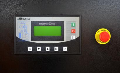как скинуть ошибки на контроллере компрессора вк 30