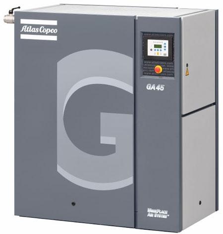 компрессор ga45 руководство по эксплуатации
