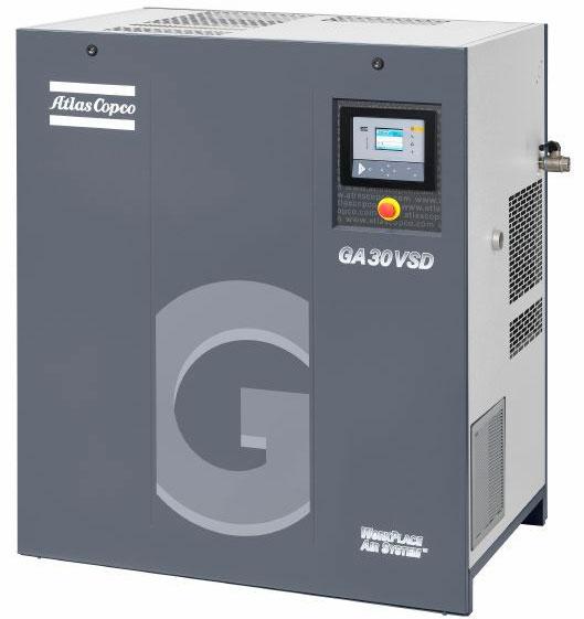 компрессор Ga45 руководство по эксплуатации - фото 9