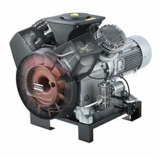 Двигатели Atlas Copco